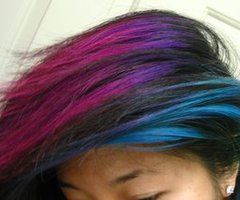 Special Effects Hair Dye, Manic Panic Hair Dye, Punky Color Hair Dye Pictures and Reviews