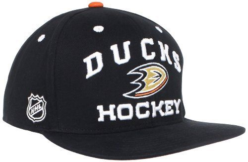 NHL Anaheim Ducks Locker Room Snapback Hat adidas. Save 50 Off!. $9.95