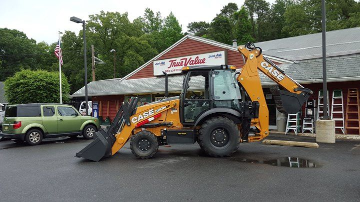New to True Value Rental Medford! An asset to any job site the Case 580 NP Backhoe offers superior performance on both the backhoe and loader side of the machine. Stop in to rent and experience it today! - http://ift.tt/1HQJd81