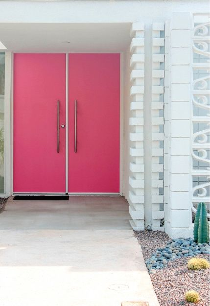 495 Best Mcm Doors Entryways Images On Pinterest