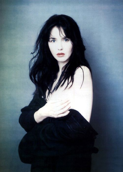 Isabelle Adjani by Paolo Roversi for Vogue Paris June 1994