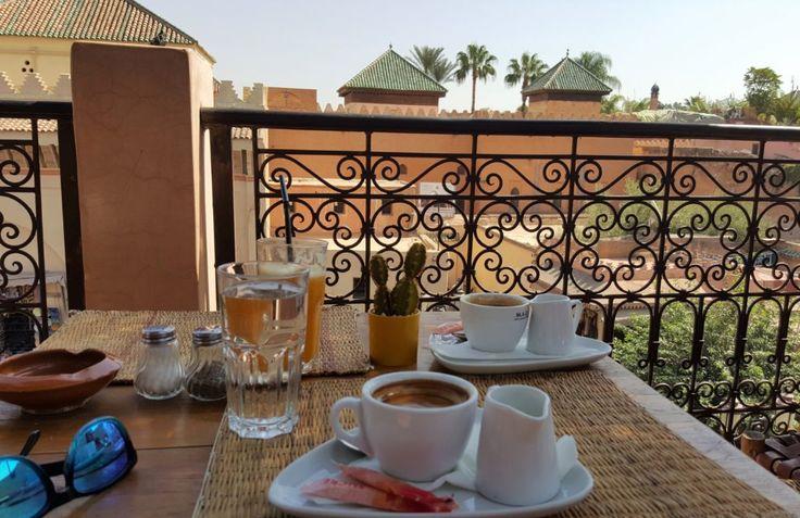 Maroc in lung si-n lat: O lume colorata – Medina Marrakech