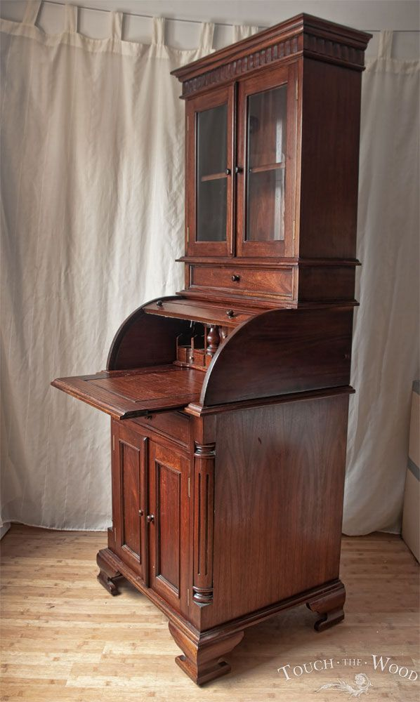 Popular 321 best Furniture..Secretary images on Pinterest | Antique  DU44