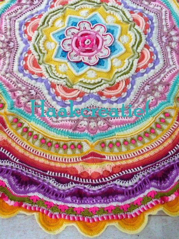 Best 25 Crochet Mandala Ideas On Pinterest Crochet