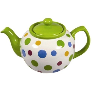 polka dot teapot.....just got it and i love it! (brighter in person)