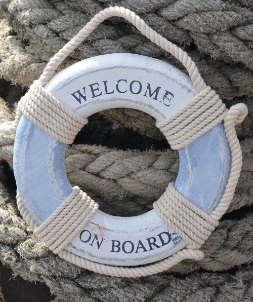 Life Rings - decorative life rings, life rings with mirror, decorative life buoys for sale in the UK, life rings with clocks for the beach decoration themed home, seaside bathroom, garden or boat or as a marine gift. Decorative life buoys and life rings.