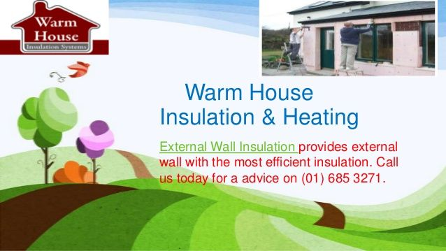 External Wall Insulation provides external wall with the most efficient insulation. Call us today for a advice on (01) 685 3271.