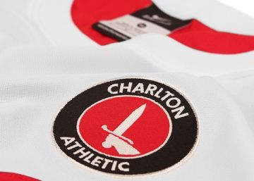 Charlton Athletic 2014/15 Nike Home Kit