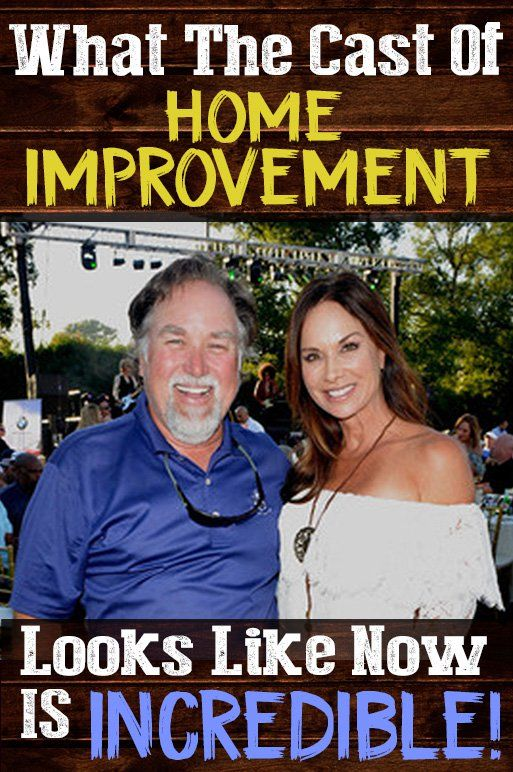 What The Cast Of Home Improvement Looks Like Now Is Incredible!