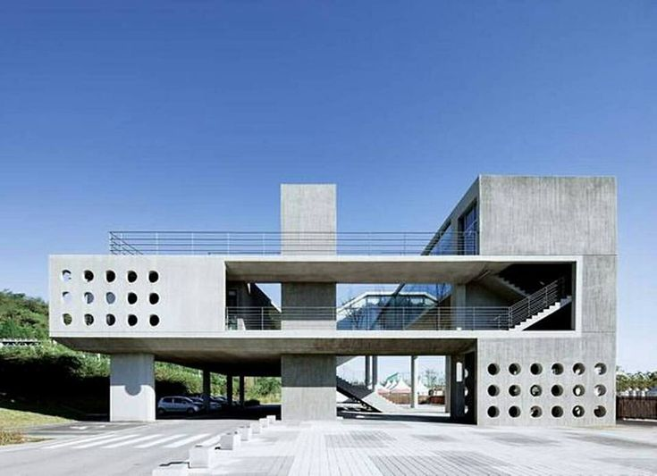Idmm Architects Principal Kwak Hee Soo Is A Leading Architectural Firm Based In South Korea