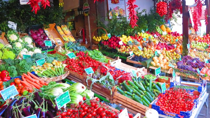 Good Morning Ischia! - Today's blog is all about fruit and vegetables in Ischia - www.ischiareview.com