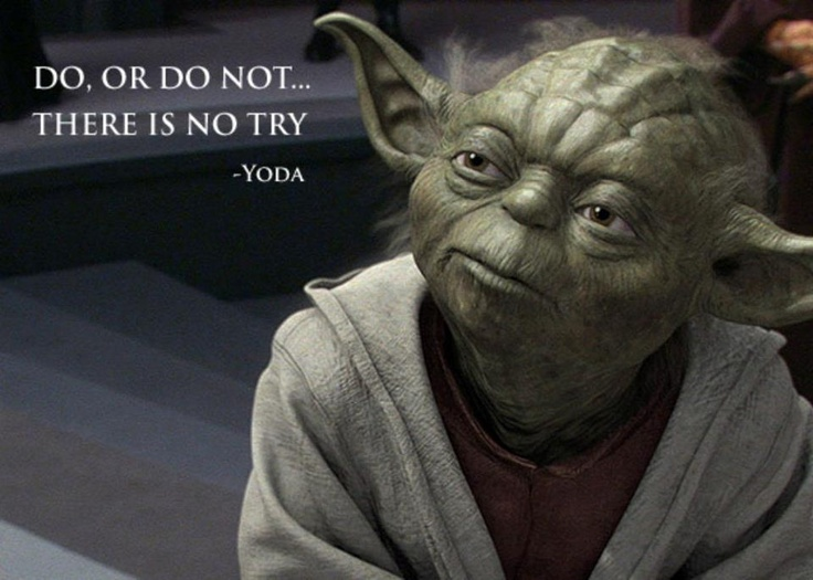 Yoda Quotes: 25 Best Images About Yoda Quotes On Pinterest