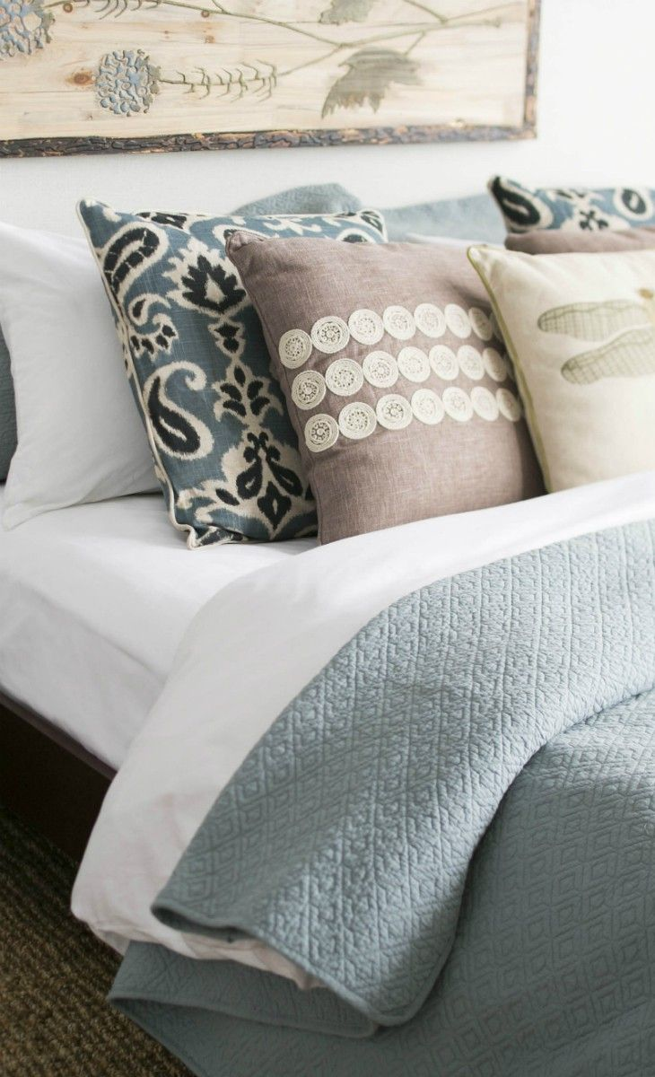 Bedroom Decor from Joss And Main soothing colours