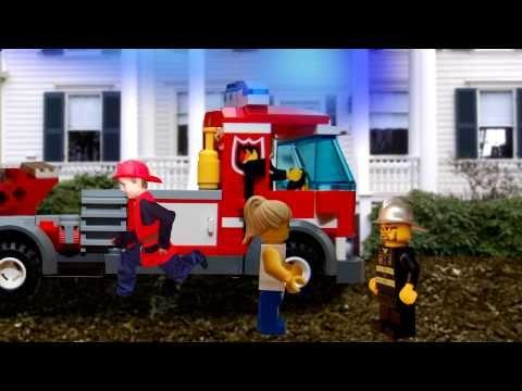 Brandweerman Rens redt Pompom