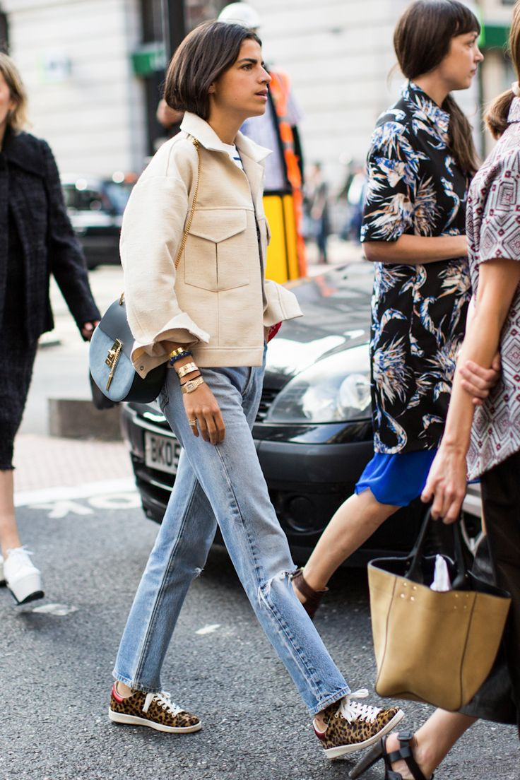 LFW SS2015 day 1, London Fashionweek, Leandra Medine