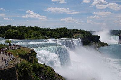 Niagara Falls State Park, New York
