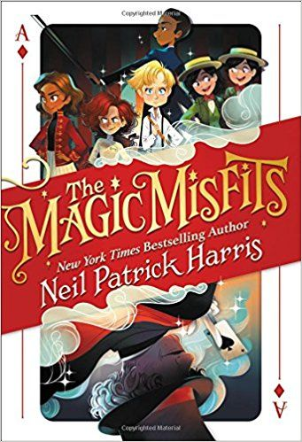 The Magic Misfits: Neil Patrick Harris, Lissy Marlin: 9780316391825: Amazon.com: Books