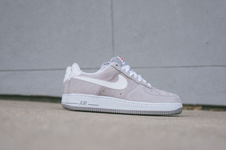 Nike Air Force 1 Low Wolf Grey 8