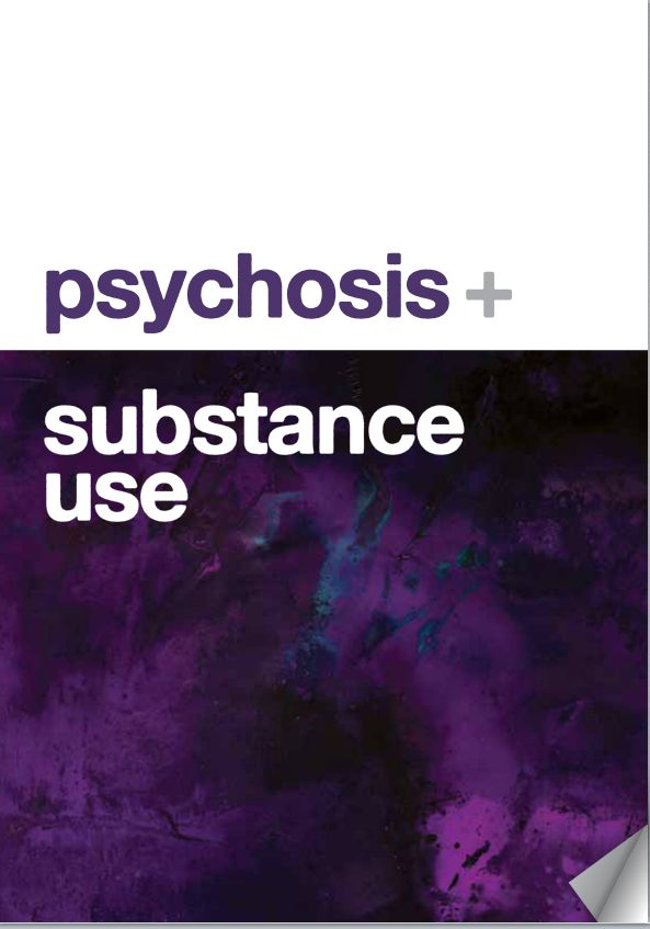 Psychosis and substance use | NDARC | Booklet