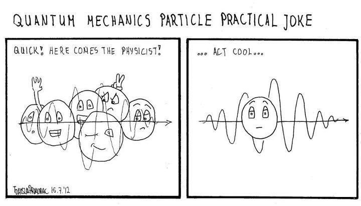 practical jokes  quantum mechanics and jokes on pinterest