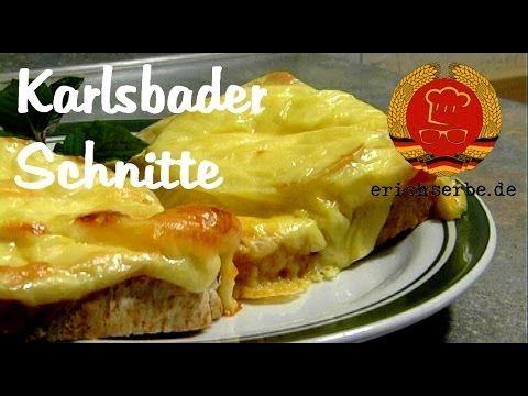 ostdeutsche Karlsbader Schnitte nach DDR Rezept
