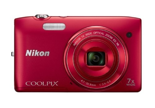 Nikon COOLPIX S3500 Compact Digital Camera - Red (20.1MP, 7x Optical Zoom) 2.7 inch LCD by Nikon, http://www.amazon.co.uk/dp/B00BJG95EG/ref=cm_sw_r_pi_dp_WA.orb10CTYN8