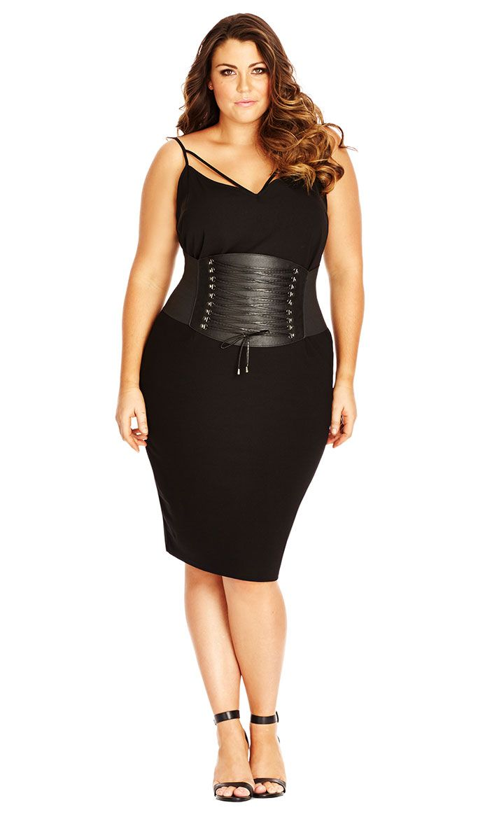 City Chic Corset Belt - Womens Plus Size Fashion City Chic - City Chic Your… Clothing, Shoes & Jewelry - Women - Plus-Size - Wantdo - women big size clothes - http://amzn.to/2lfaYAF