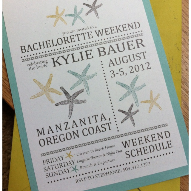 1000+ images about Bachelorette Party Invites on Pinterest   Beach ...