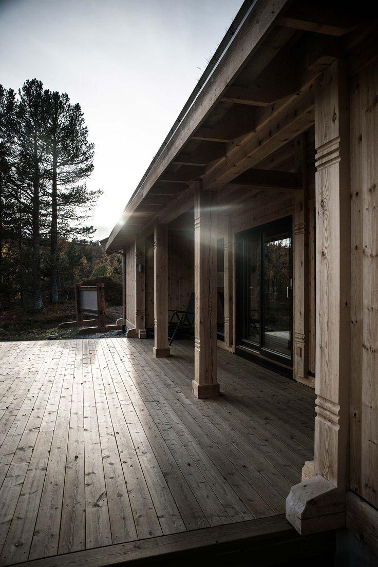 Gazebo - Rindal Cabins