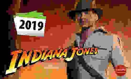 Indiana Jones 5 será lançado em 2019! Com Harrison Ford e Steven Spielberg