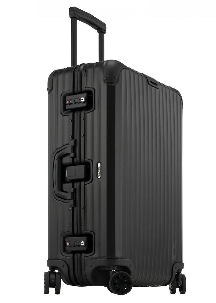 Rimowa Topas Stealth International Cabin Trolley Multiwheel