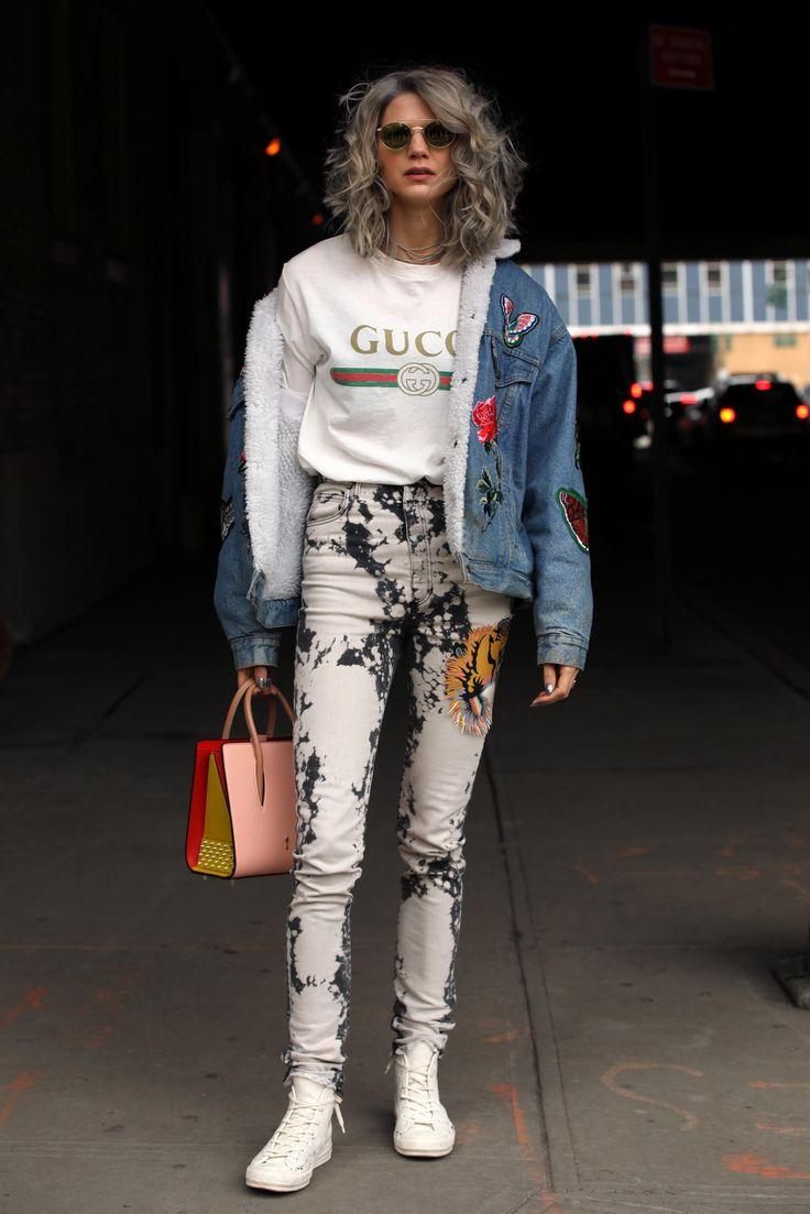 Best Street Style Looks of NYFW Fall 2017