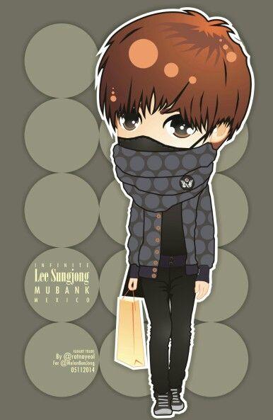 Lee Sungjong #FanArtINFINITE