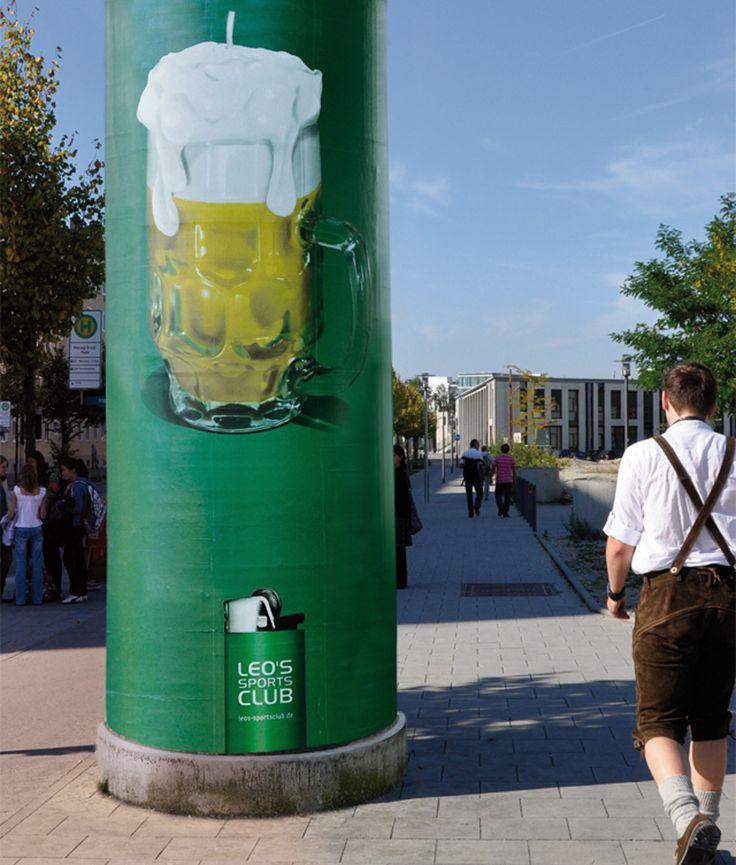Hello München | Werbeagentur für Kommunikation | München - Plakatkampagne Wachs