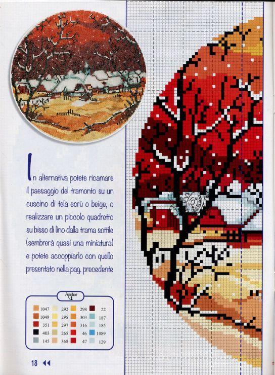 Gallery.ru / Фото #16 - Cose per Creare №64 - Ricama IL Tuo Natale - NINULYKA