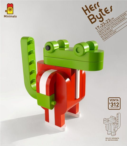 Design toys stripped back to basics | Design toys | Creative Bloq