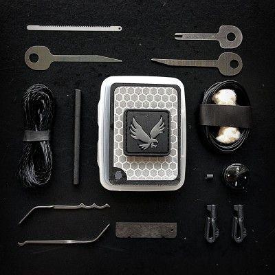 - Vigilant Gear Micro SERE Urban Survival Kit - VINJABOND