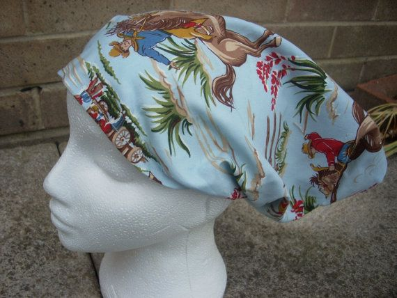 Hairband Cath Kidston Adult Headband Headscarf by TwiggyPeasticks