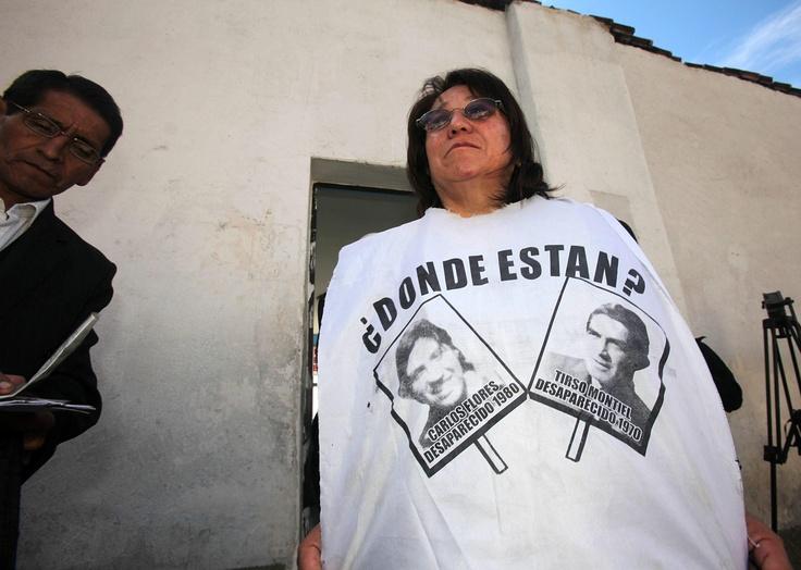 Corte Suprema ordena a FFAA de Bolivia desclasificar archivos sobre dictadura · la-razon.com