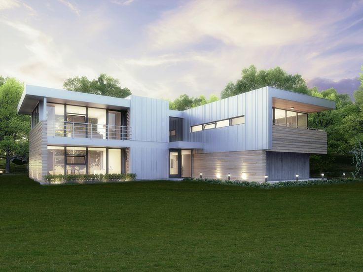 Model 85 / 3 rooms / 2 floors / 3850 sq. ft. - See more at www.BONEstructure.ca