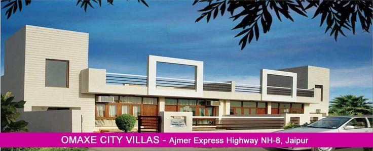 2, 3 BHK Villas for Sale in Omaxe City Ajmer Road, Jaipur