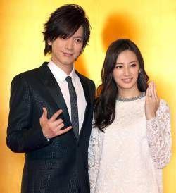 DAIGO&北川景子 結婚披露宴の出席者wwwwwwww