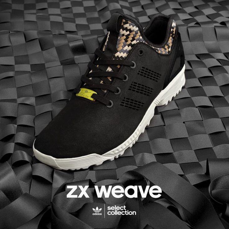Adidas Zx Flux Winter Nps Weave