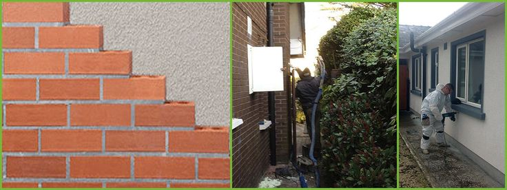 Cavity wall insulation contractors Dublin and Leinster