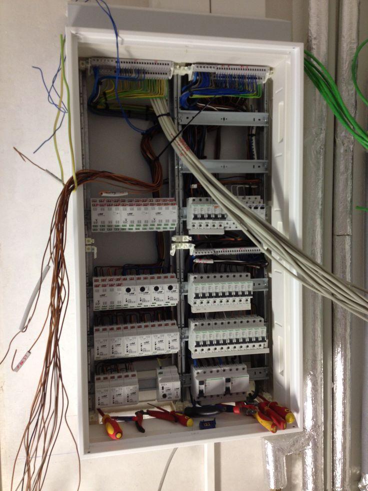 arduino to tv wiring diagram schaltschrank mit homematic aktoren  sicherungen  relais  schaltschrank mit homematic aktoren  sicherungen  relais