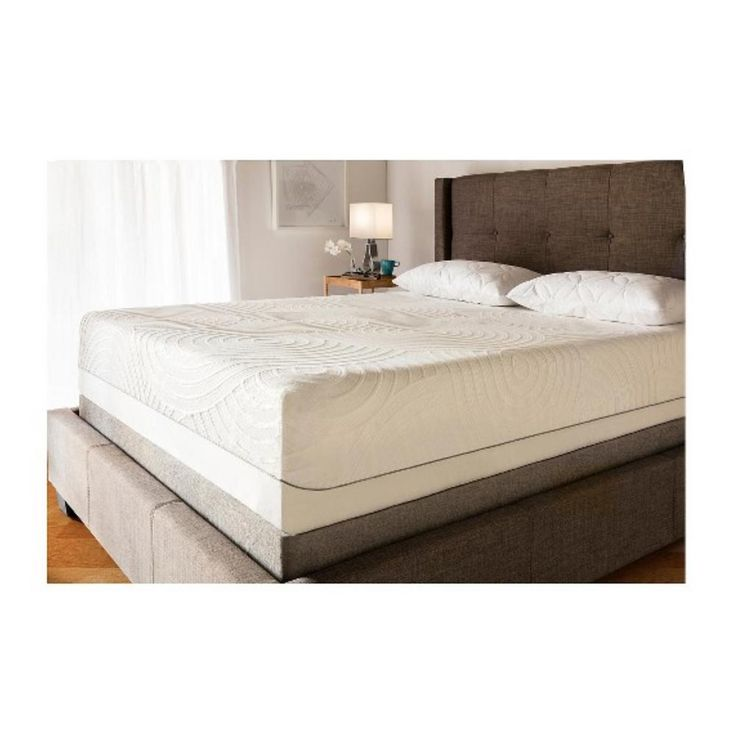 Twin XL Mattress Protector, White