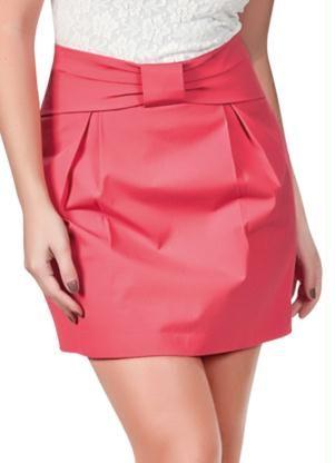 Faldas bonitas con pliegues 6