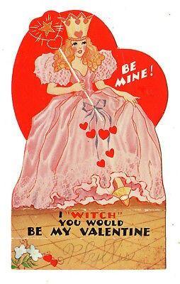 Glinda the Good Witch Valentine