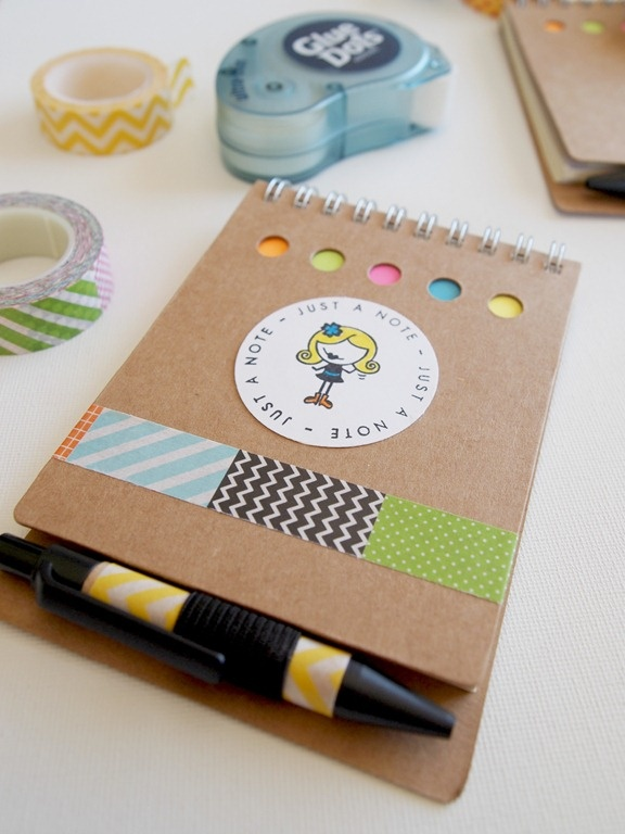 Diy Notebook Calendar : Best calendars post it holders notebooks etc