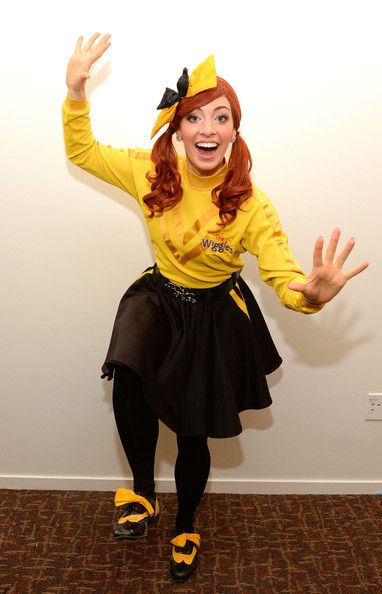 Actress Emma Watkins attends 'The Wiggles Portrait Session' held at the Thousand Oaks Civic Arts Plaza on September 7, 2013 in Thousand Oaks, California.